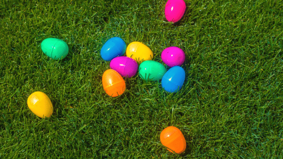 Retail Tips - Easter Egg Hunt