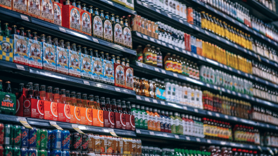 grocery store merchandising