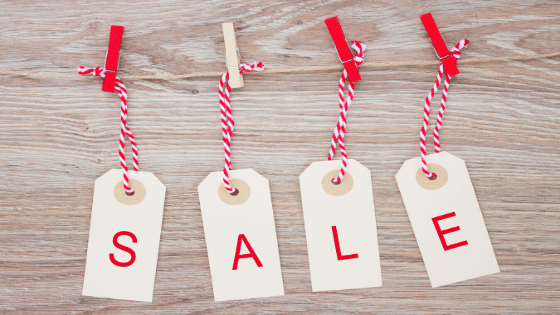 Retail Sales Tag Image