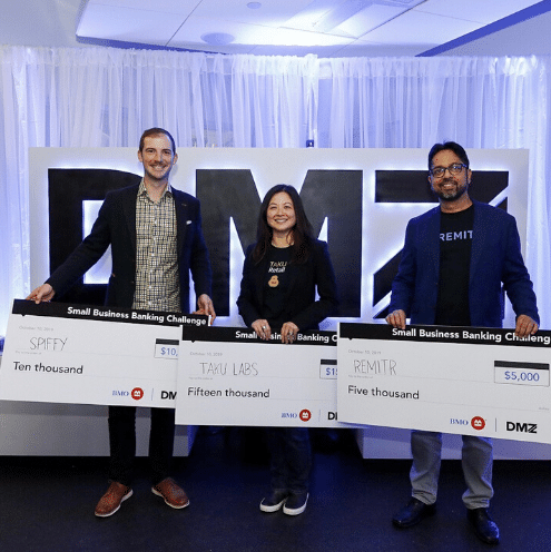 TAKU wins DMZ competition