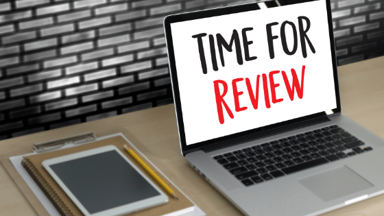 Review your online presence