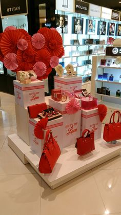 valentines day retail merchandising