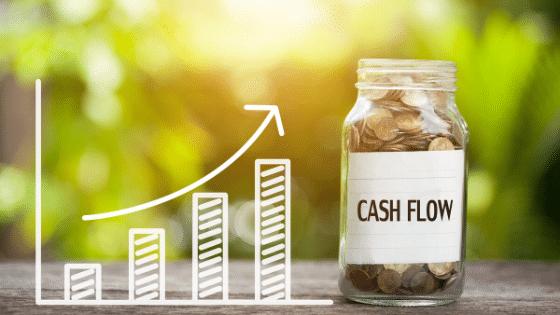 retail cash flow