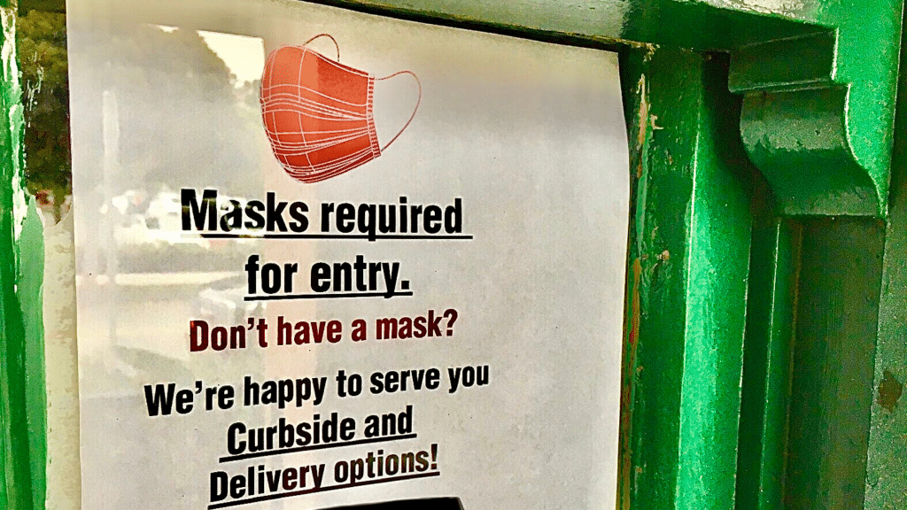 Store Mask Policy