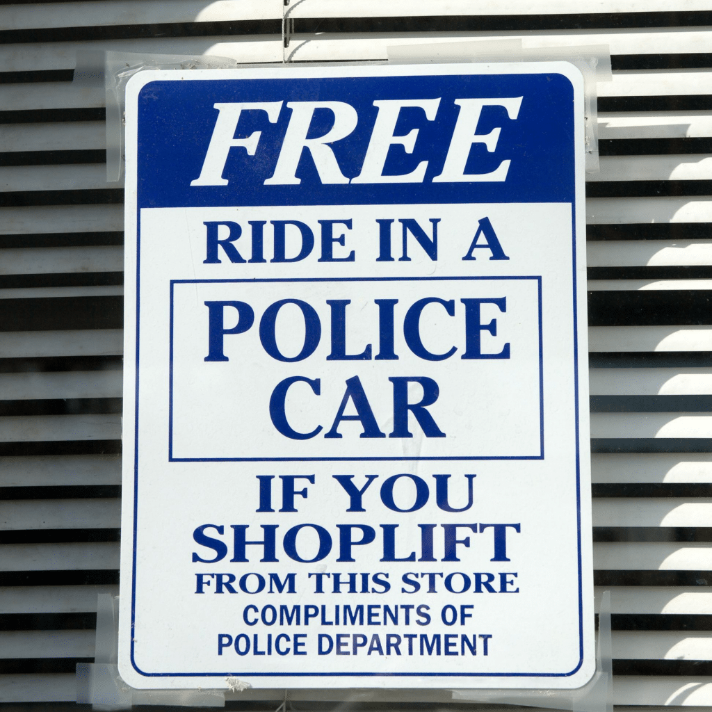 retail theft prevention