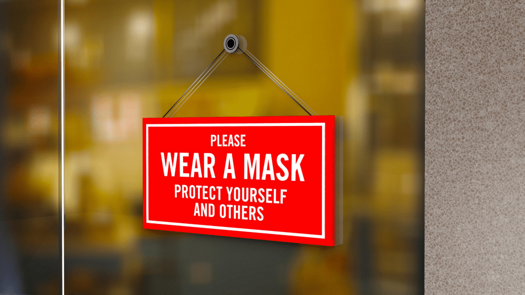 retail store mask policy