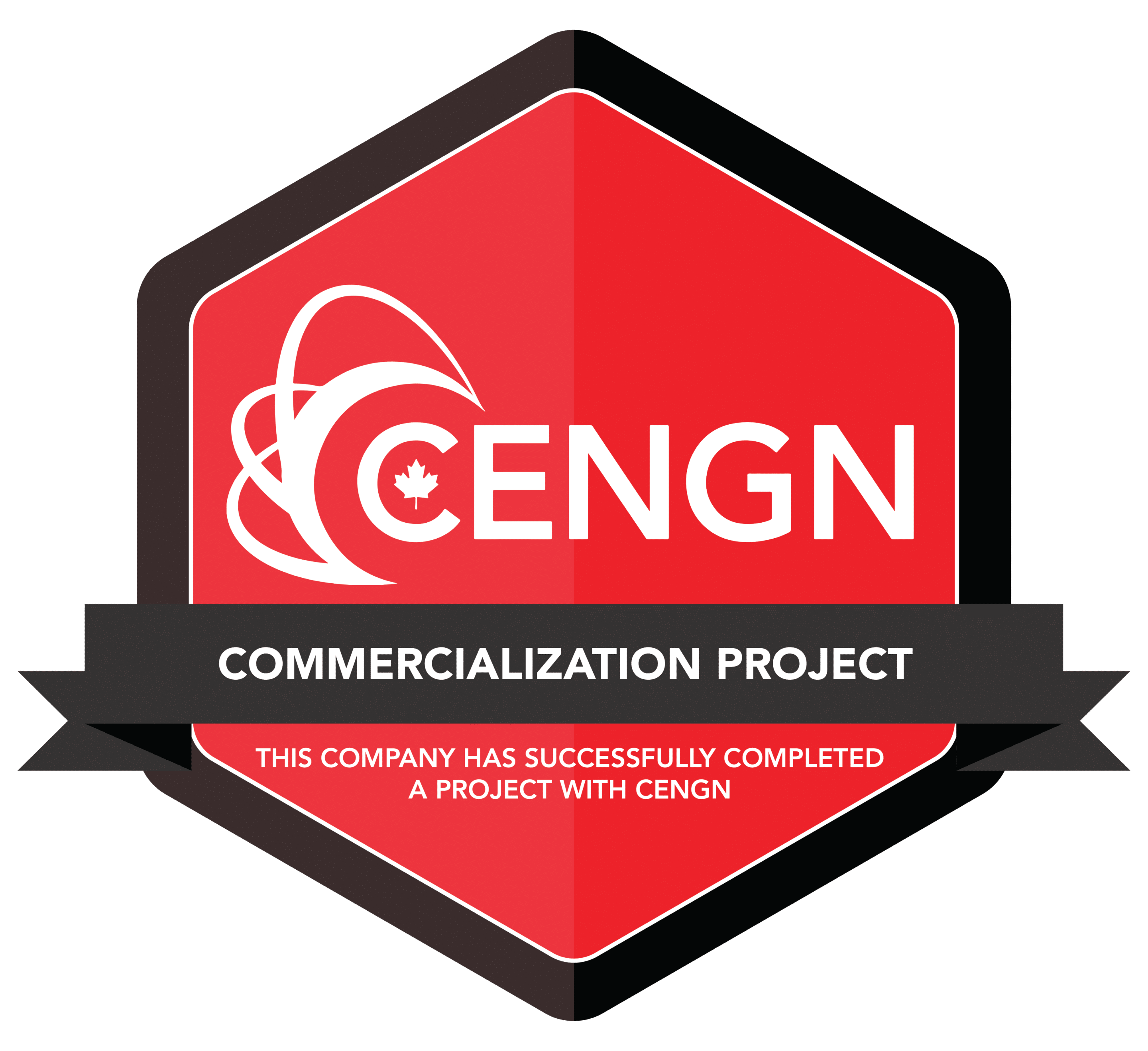 cegn commercialization badge