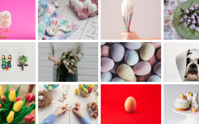 Free Easter Stock Photos for Retail Marketing